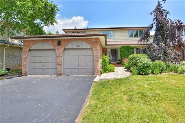Sold: 481 Tipperton Crescent, Oakville, ON