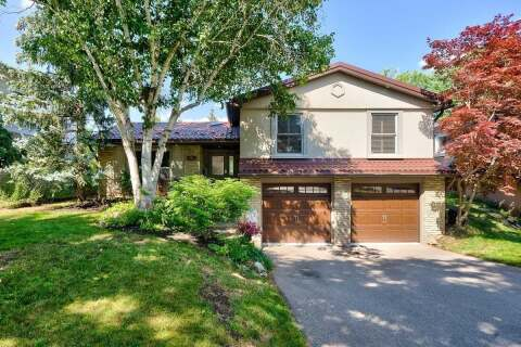 House for sale at 481 Vanguard Cres Oakville Ontario - MLS: W4840307