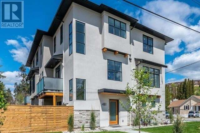 Townhouse for sale at 481 Wade Ave E Penticton British Columbia - MLS: 183474