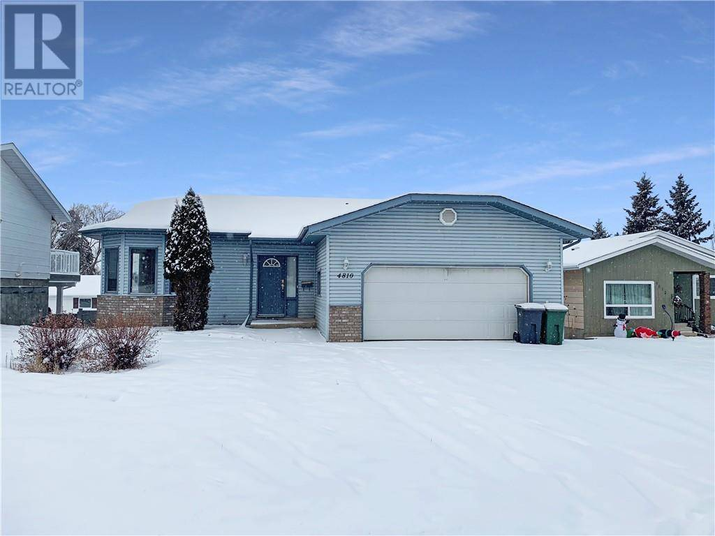 House for sale at 4810 43 St Ponoka Alberta - MLS: ca0184882