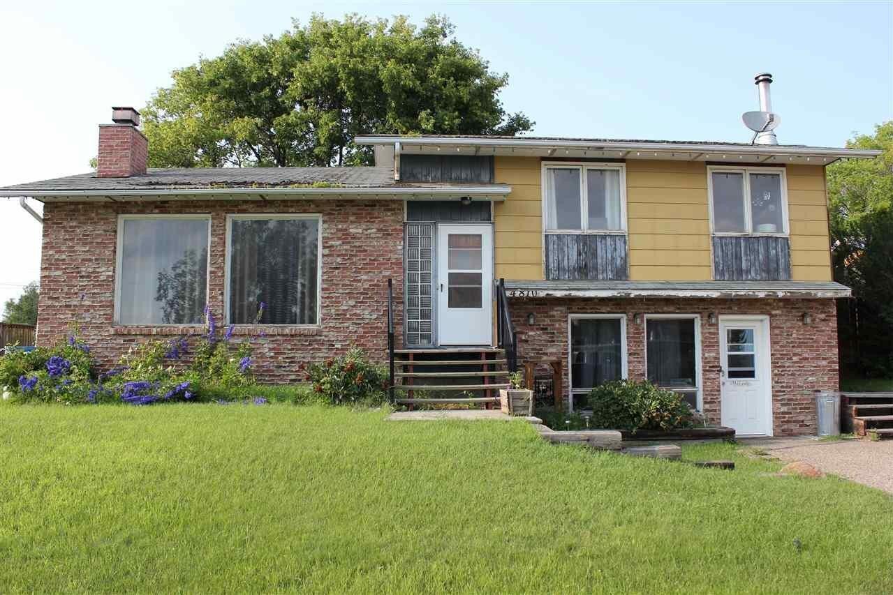 House for sale at 4810 54 Av Elk Point Alberta - MLS: E4167668