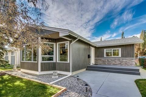 House for sale at 4811 Brockington Rd Northwest Calgary Alberta - MLS: C4273066