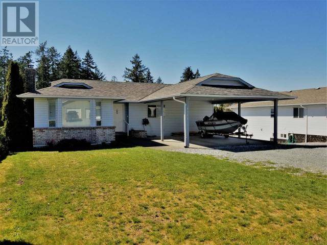 House for sale at 4811 Lesley Cres Powell River British Columbia - MLS: 14850