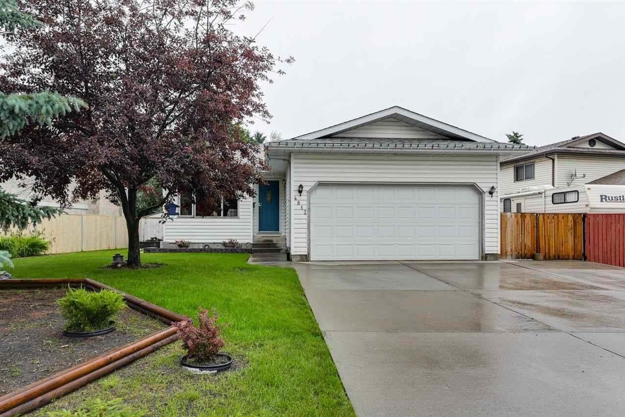 House for sale at 4812 10 Av NW Edmonton Alberta - MLS: E4205489
