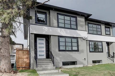 Townhouse for sale at 4812 21 Ave Northwest Calgary Alberta - MLS: C4241397