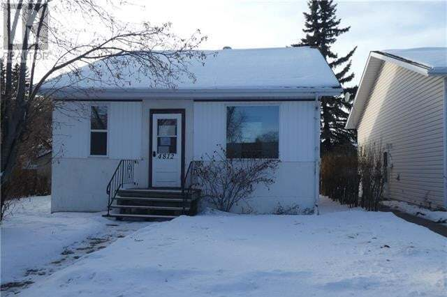 House for sale at 4812 48 St Stettler Alberta - MLS: ca0191570