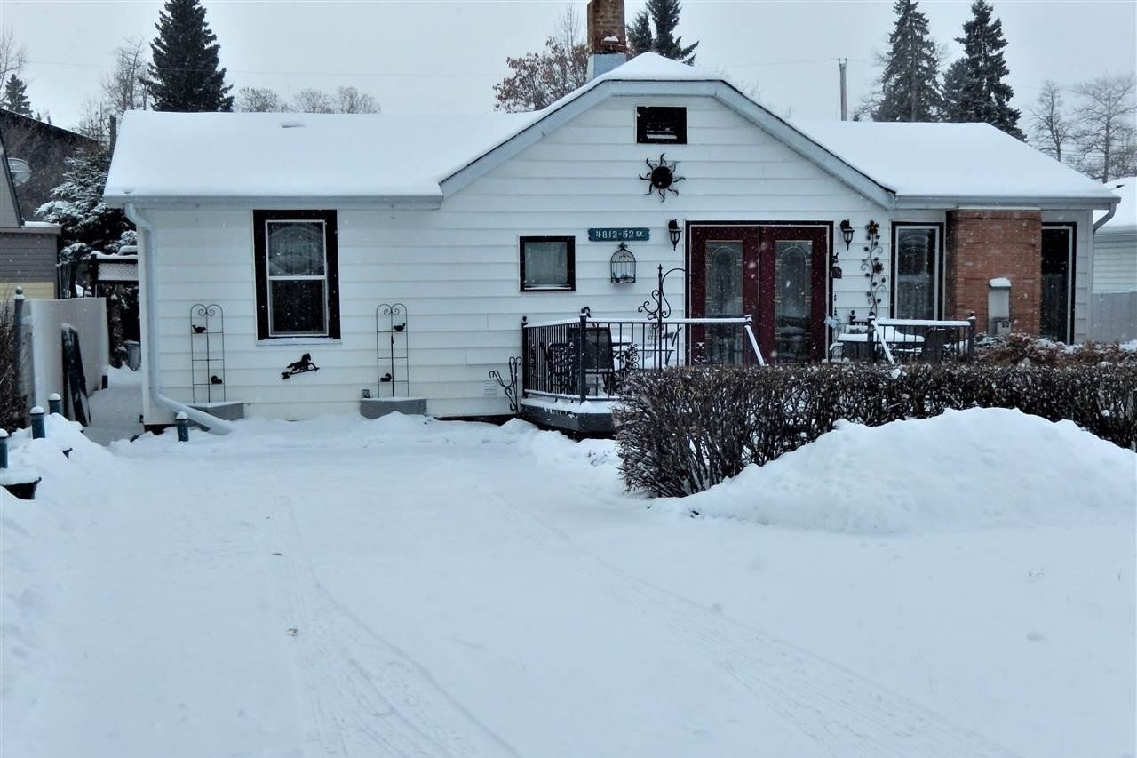House for sale at 4812 52 St Rural Lac Ste. Anne County Alberta - MLS: E4221470