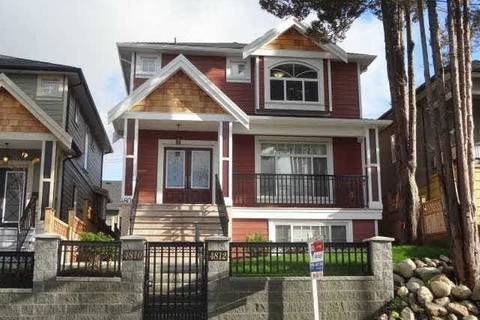 House for sale at 4812 Dumfries St Vancouver British Columbia - MLS: R2422045