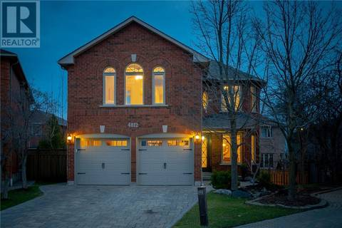 House for sale at 4812 Rosebriar Ct Mississauga Ontario - MLS: 30728133