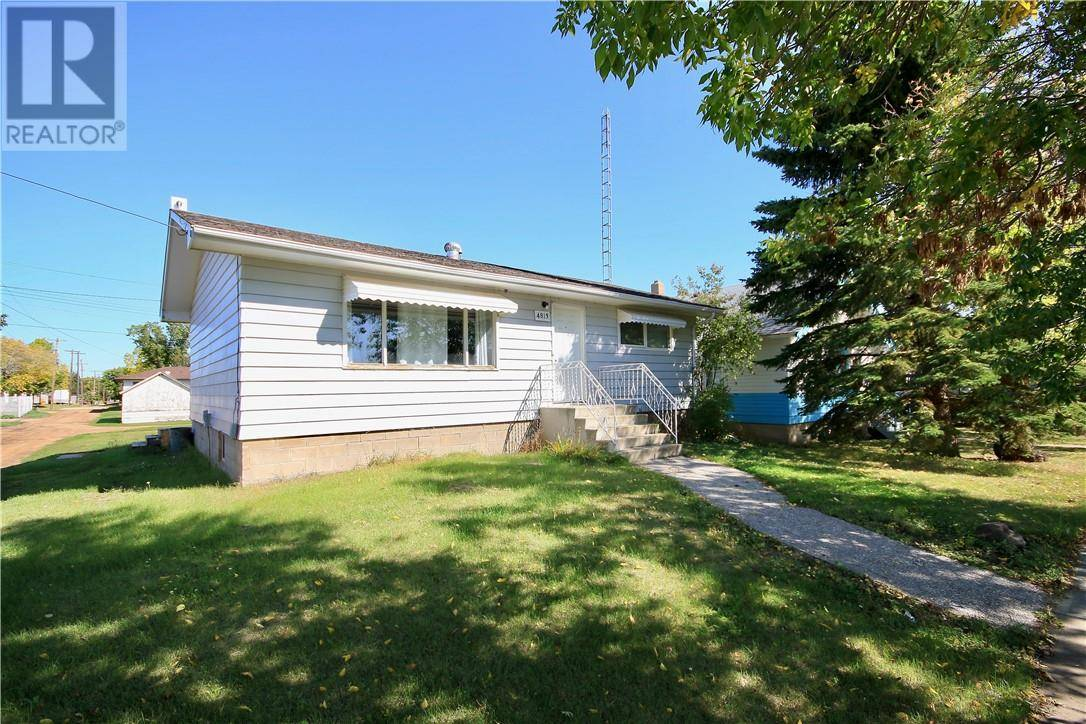 House for sale at 4813 46 Ave Forestburg Alberta - MLS: ca0178438