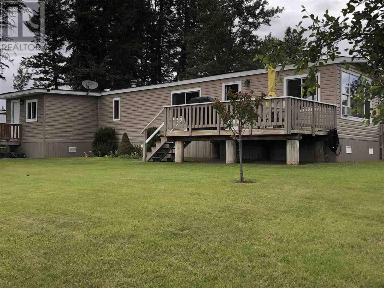 Home for sale at 4813 Clarke Ave Lac La Hache British Columbia - MLS: R2443905