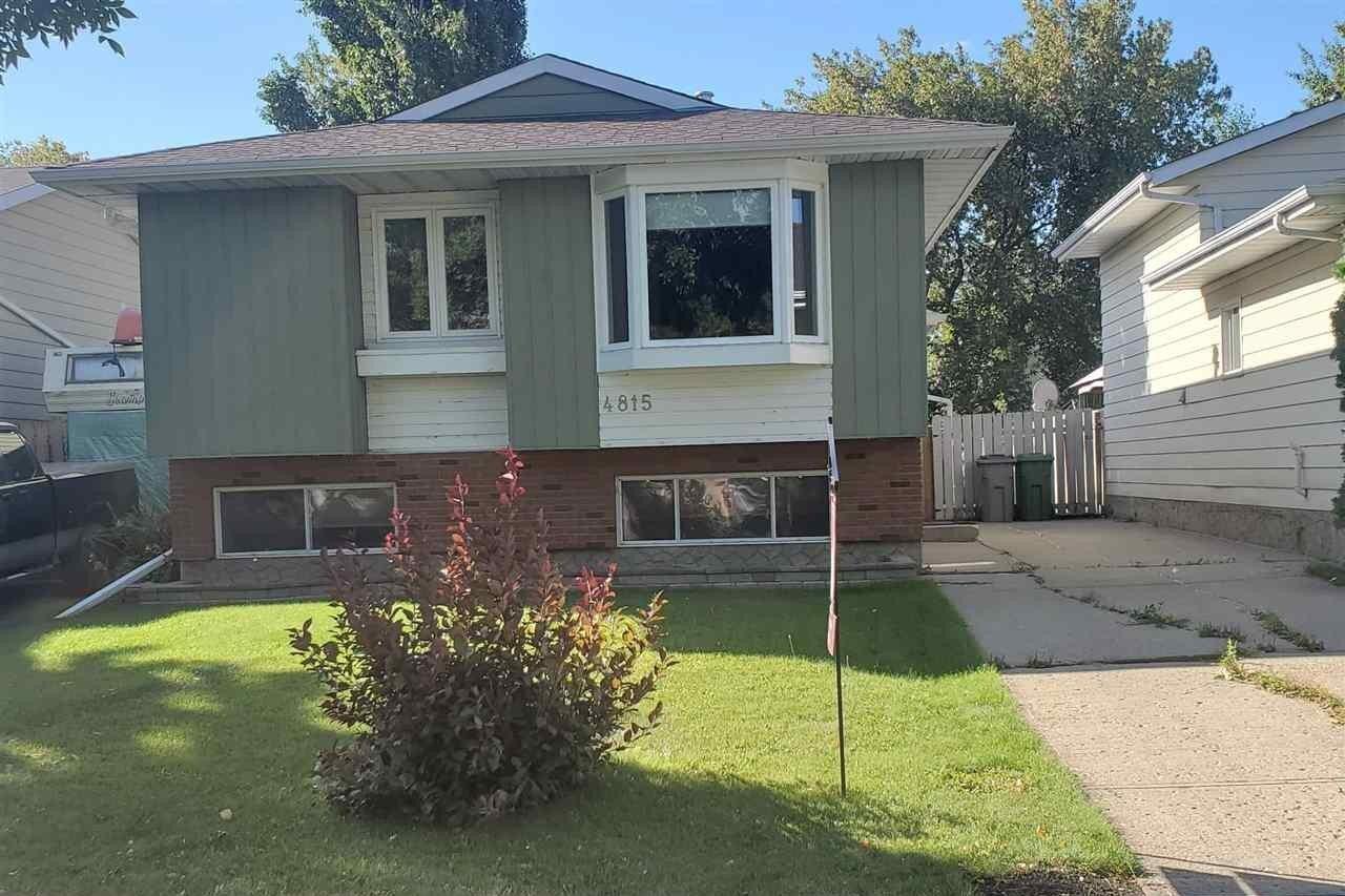 House for sale at 4815 43 Av Beaumont Alberta - MLS: E4212689