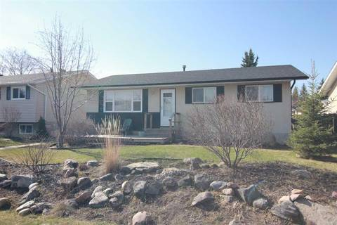 House for sale at 4815 53 Ave Bon Accord Alberta - MLS: E4150021