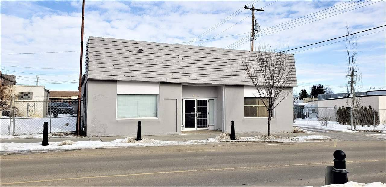 Commercial property for sale at 4816 50 Ave Wetaskiwin Alberta - MLS: E4188447