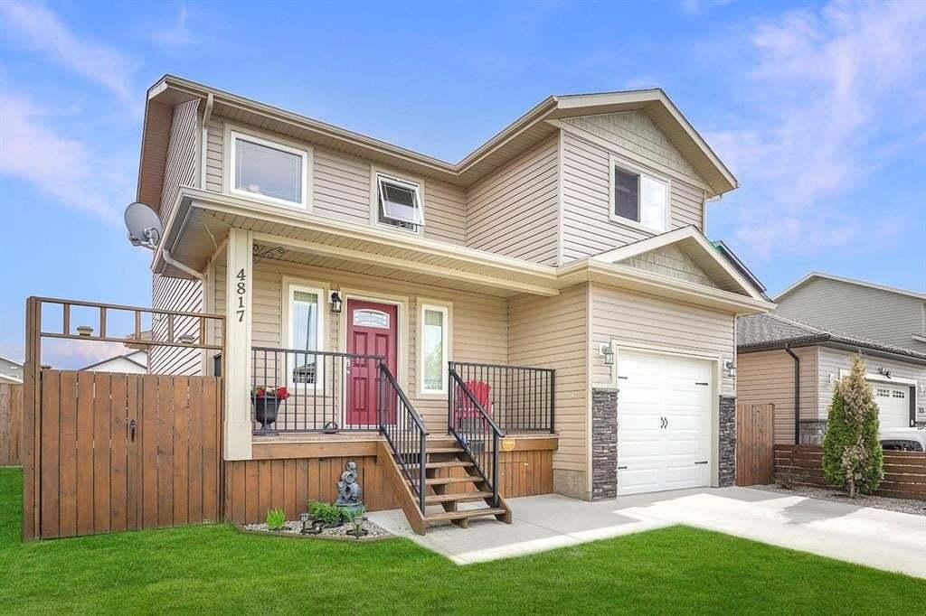House for sale at 4817 Aspen Lakes Blvd Blackfalds Alberta - MLS: A1004848