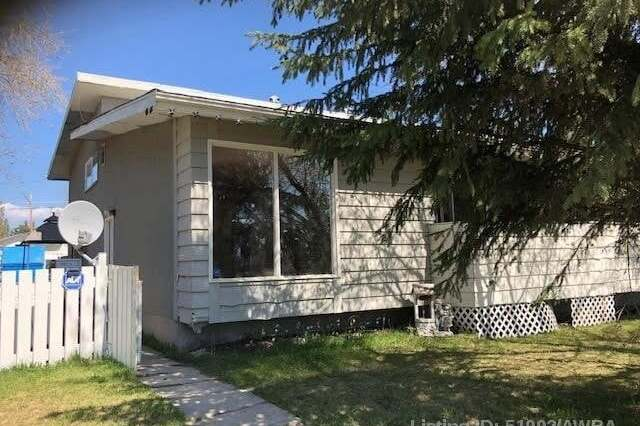Townhouse for sale at 4818 12 Ave  Edson Alberta - MLS: AW51992