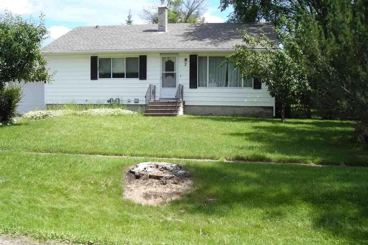 House for sale at 4818 32 St Rural Wetaskiwin County Alberta - MLS: E4207231