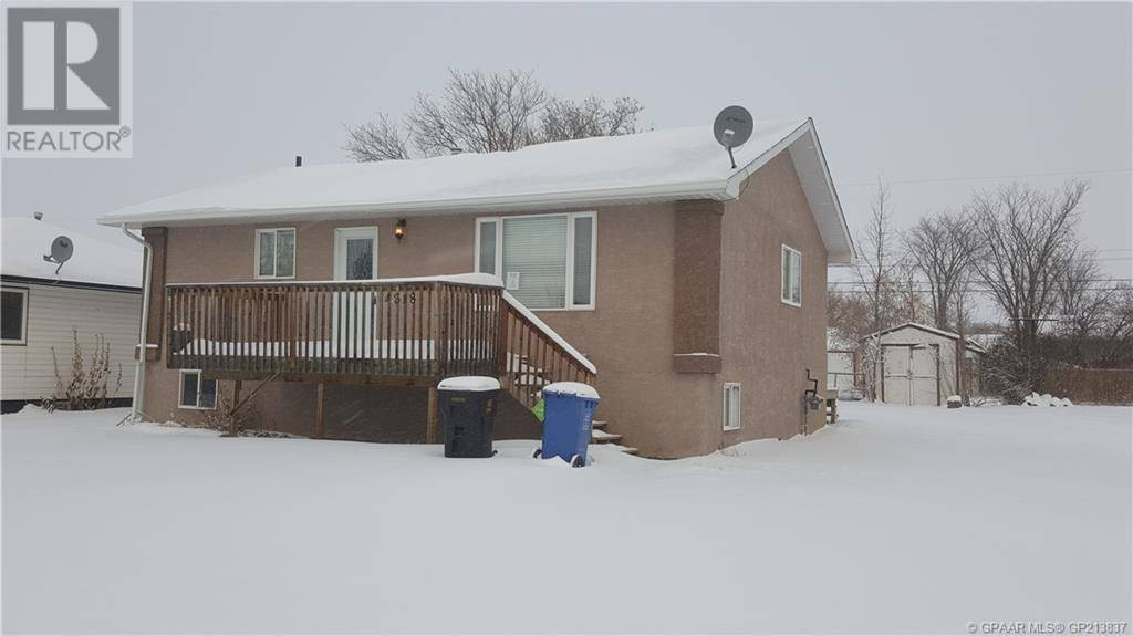 House for sale at 4818 52 Ave Grimshaw Alberta - MLS: GP213837