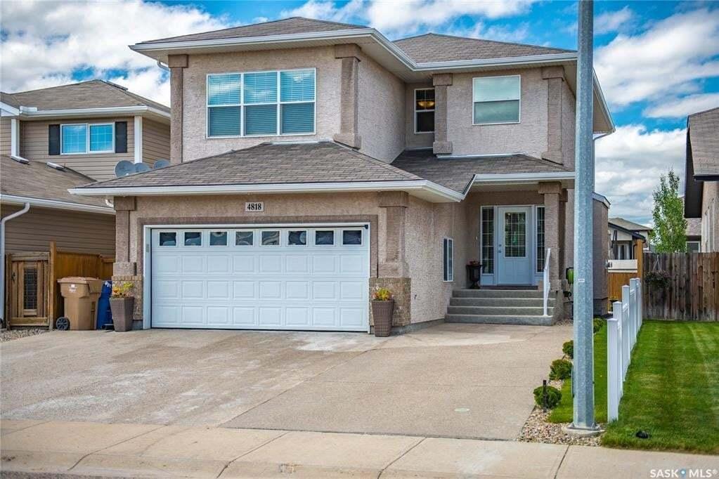 House for sale at 4818 Ellard Wy Regina Saskatchewan - MLS: SK813916