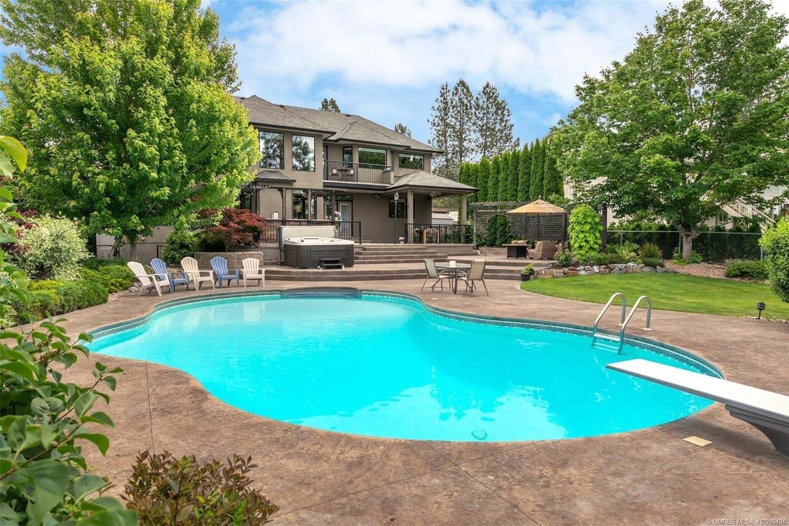 House for sale at 4818 Parkridge Dr Kelowna British Columbia - MLS: 10209494