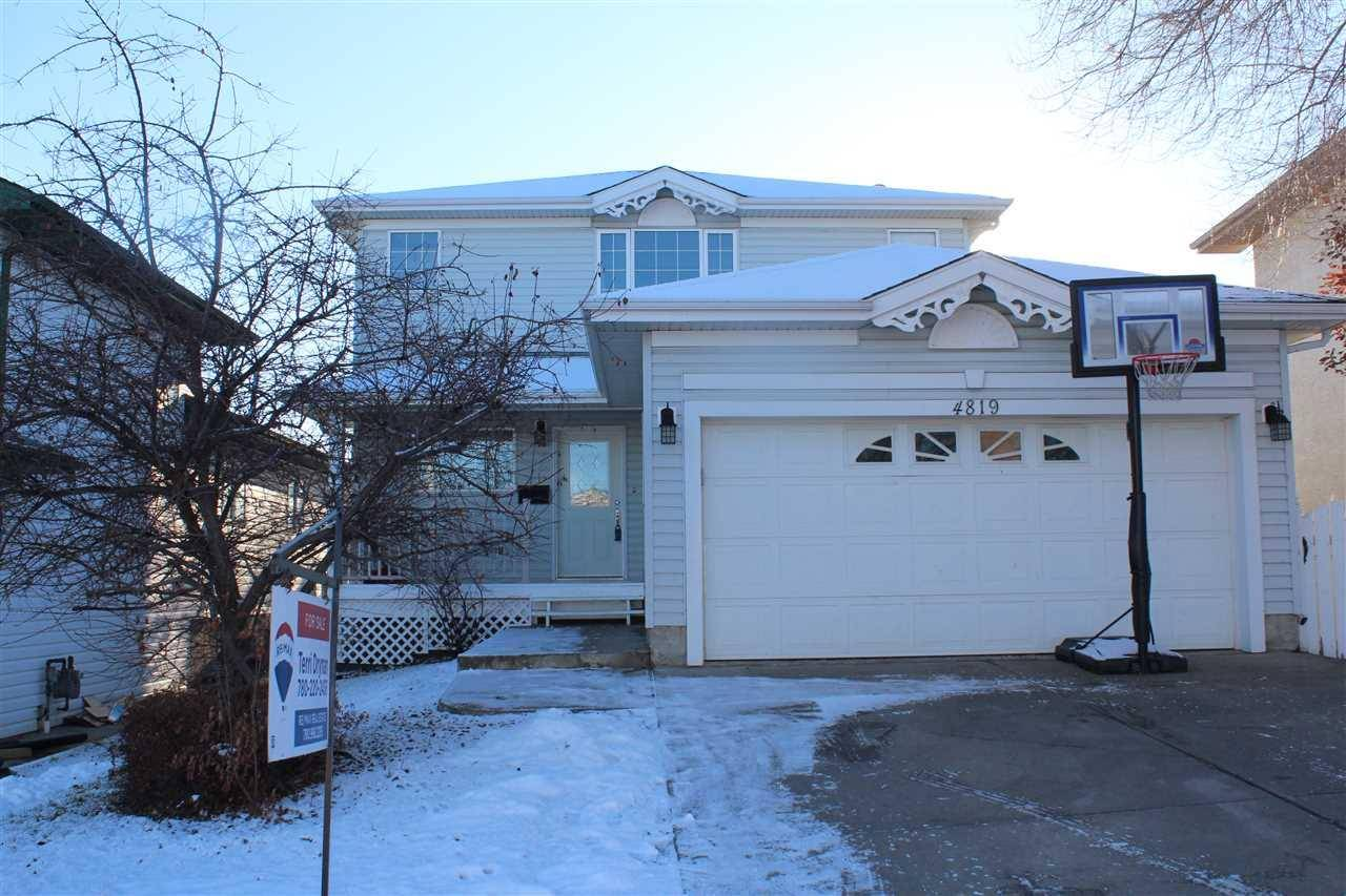House for sale at 4819 145 Ave Nw Edmonton Alberta - MLS: E4179582