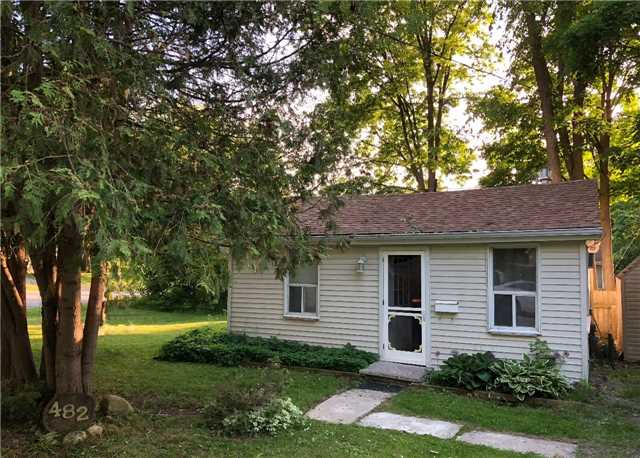 House for sale at 482 Aleah Crescent Georgina Ontario - MLS: N4163840