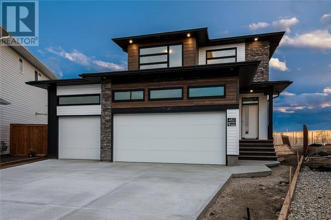 House for sale at 482 Bluebell Ln W Lethbridge Alberta - MLS: ld0188936