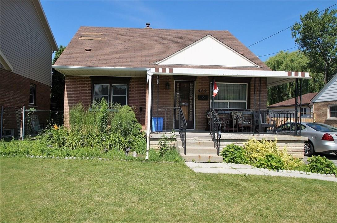 Removed: 482 East 37th Street, Hamilton, ON - Removed on 2019-07-26 06:27:12