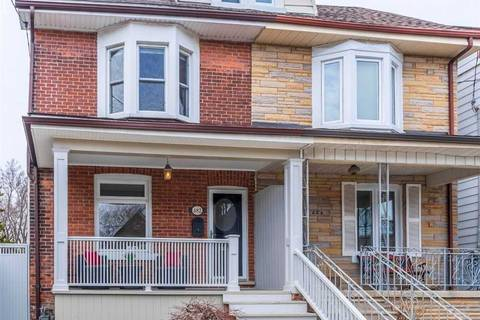Townhouse for sale at 482 Jones Ave Toronto Ontario - MLS: E4423969