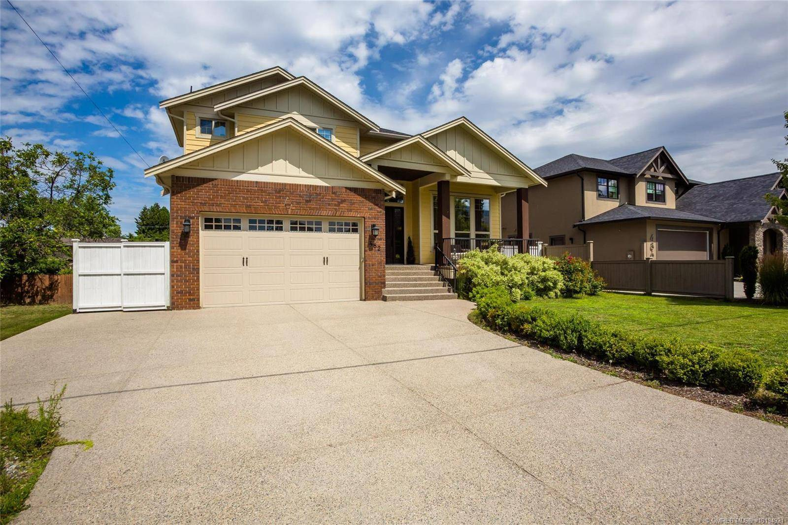 House for sale at 482 Knowles Rd Kelowna British Columbia - MLS: 10194921