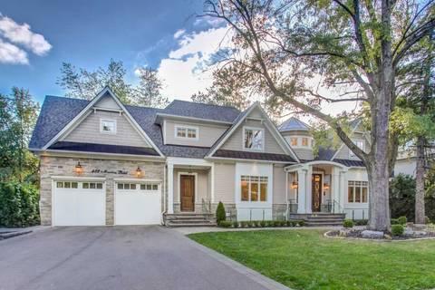 House for sale at 482 Morrison Rd Oakville Ontario - MLS: W4600014