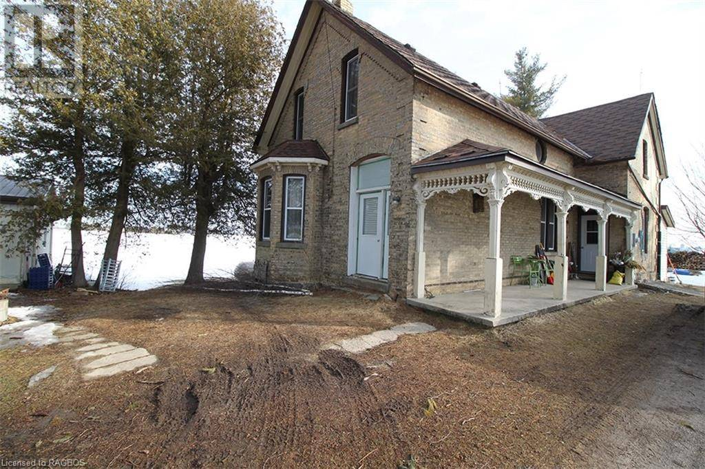 House for sale at 482 Sideroad 10 Sideroad South Brockton Ontario - MLS: 248812