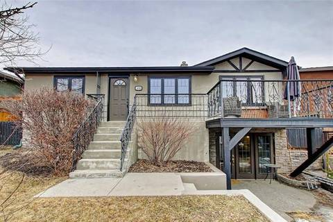 House for sale at 4820 22 Ave Northwest Calgary Alberta - MLS: C4292466
