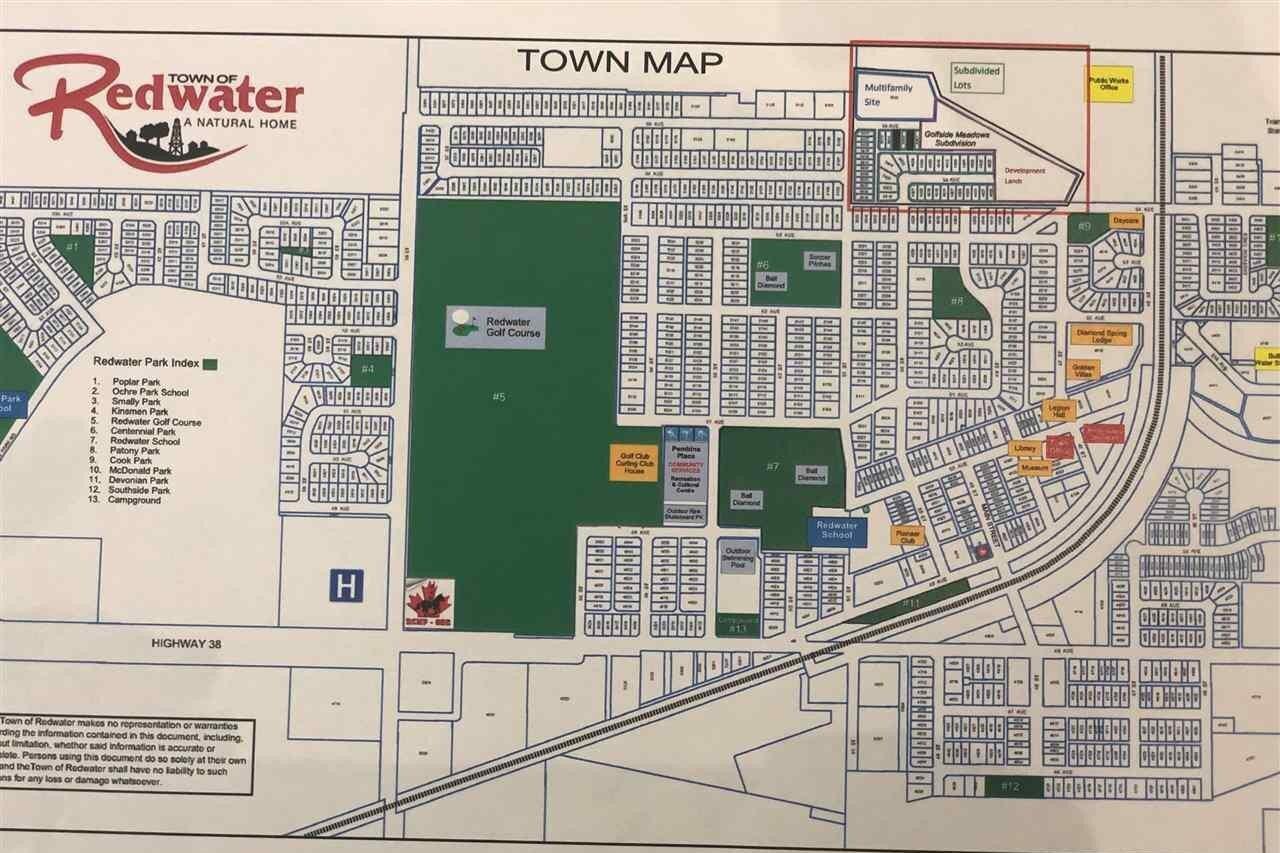 Residential property for sale at 4820 54 Av Redwater Alberta - MLS: E4168741