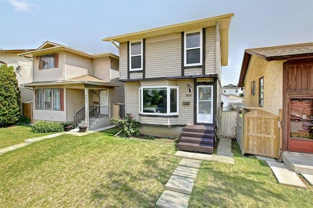 Sold: 4820 60 Street Northeast, Calgary, AB