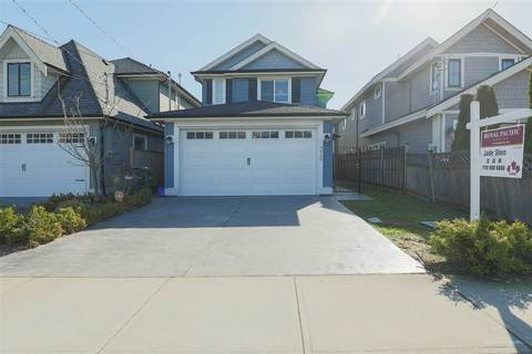 House for sale at 4820 Garry St Richmond British Columbia - MLS: R2440335
