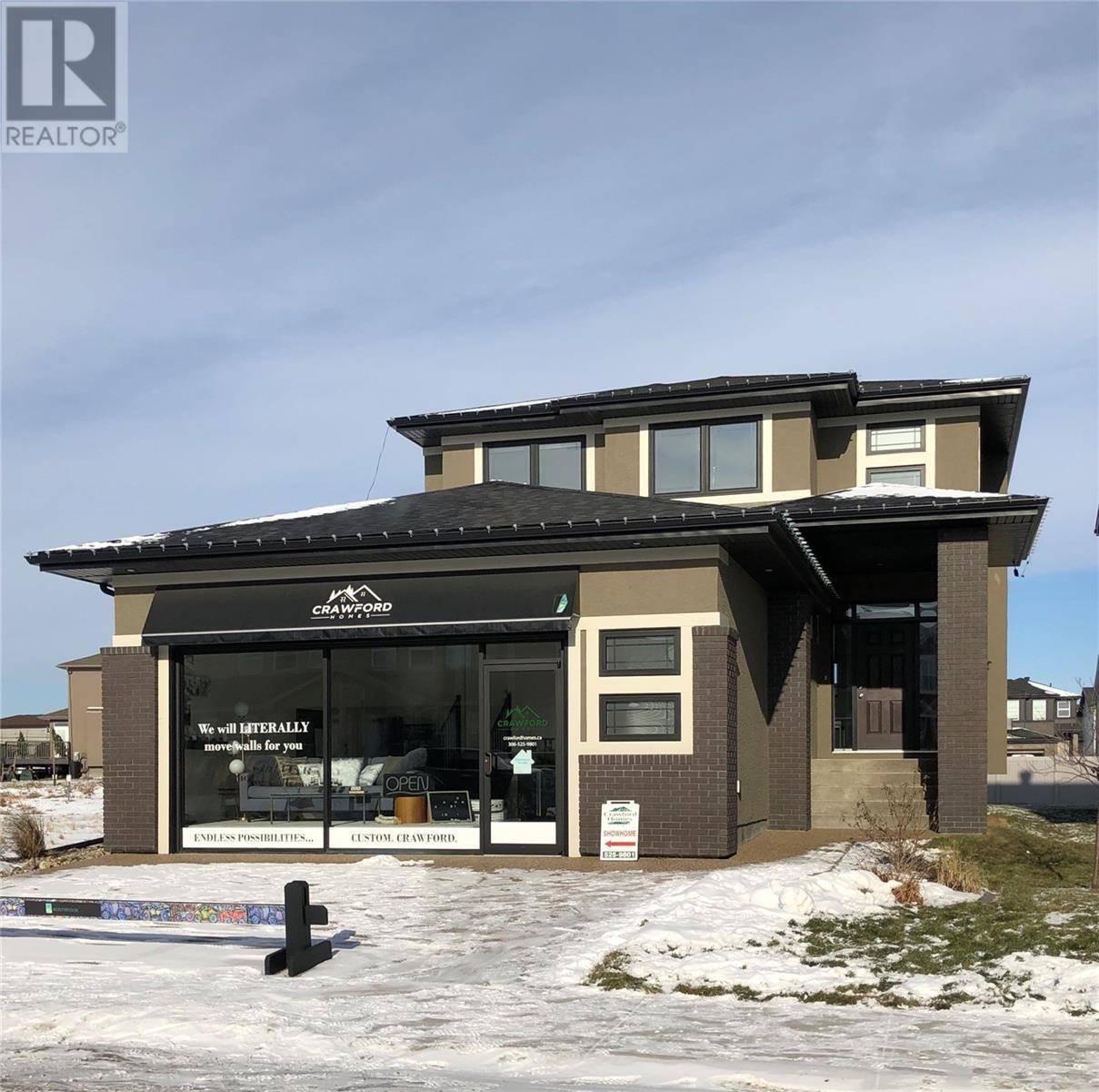House for sale at 4820 Primrose Green Dr E Regina Saskatchewan - MLS: SK766729