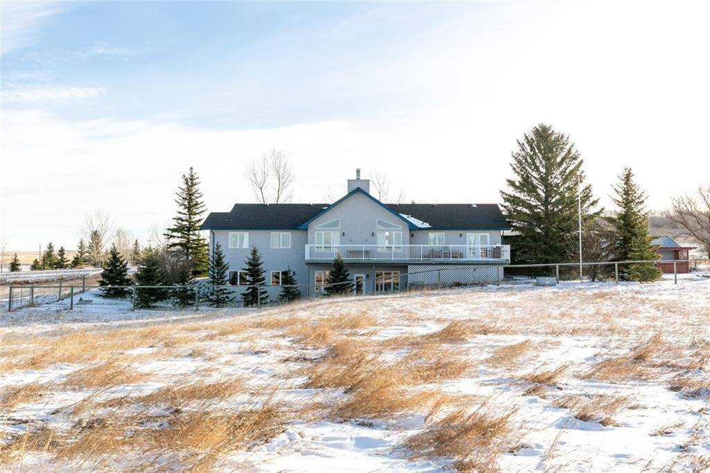 House for sale at 48205 434 Ave W Rural Foothills M.d. Alberta - MLS: C4272040