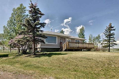House for sale at 482127 48 St East Rural Foothills County Alberta - MLS: C4285939