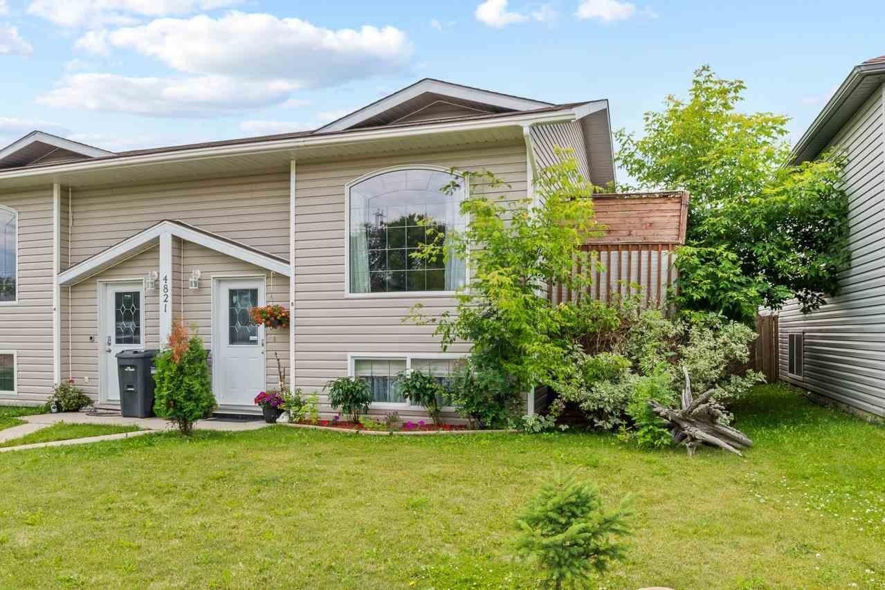 Townhouse for sale at 4821 50 Av Cold Lake Alberta - MLS: E4207555