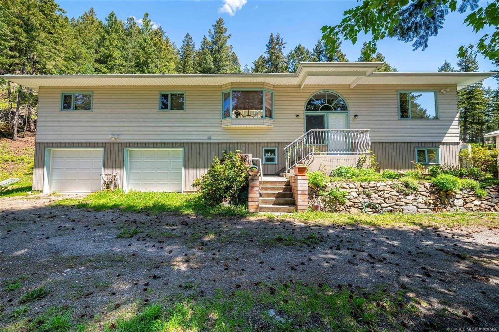House for sale at 4822 Highway 97  Falkland British Columbia - MLS: 10207426