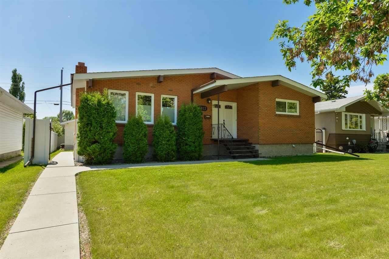 House for sale at 4823 116 Av NW Edmonton Alberta - MLS: E4203060