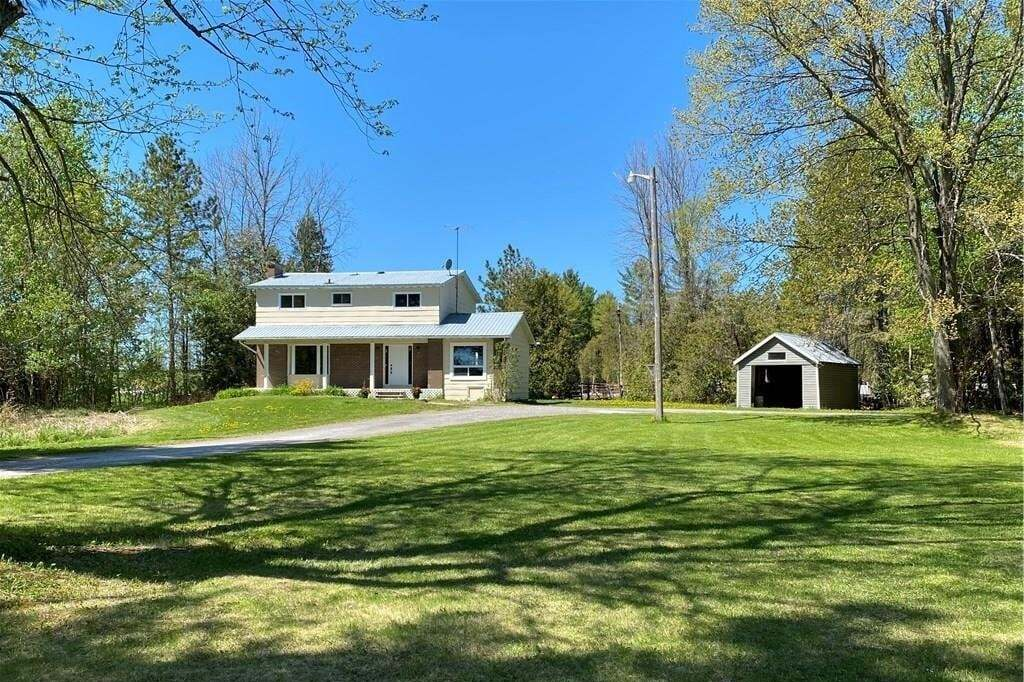 House for sale at 4823 Ferry Rd Fitzroy Harbour Ontario - MLS: 1191961