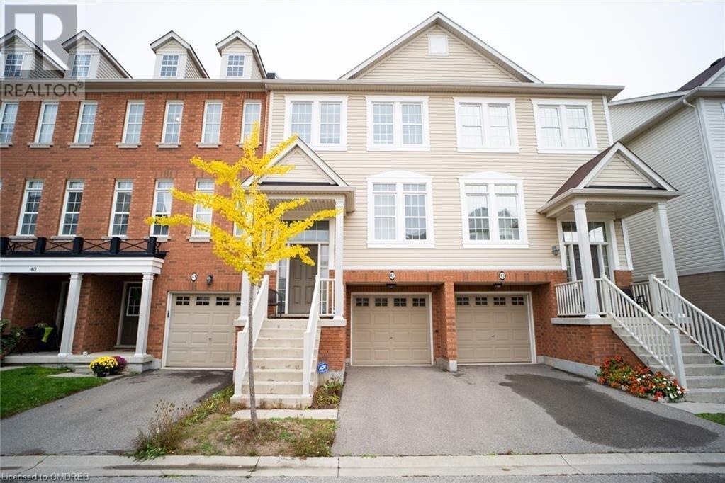 Townhouse for rent at 4823 Thomas Alton Blvd Burlington Ontario - MLS: 40044499