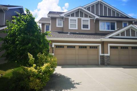 Townhouse for sale at 4824 213 St Nw Edmonton Alberta - MLS: E4152398