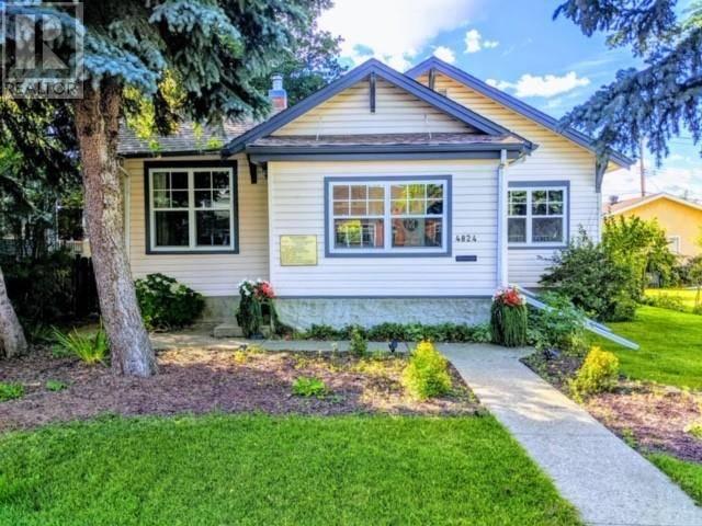 House for sale at 4824 48 St Camrose Alberta - MLS: ca0191207