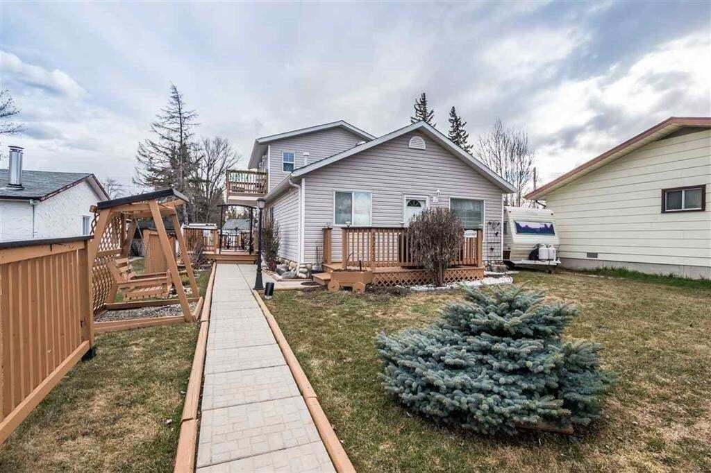 House for sale at 4824 50a St Rural Lac Ste. Anne County Alberta - MLS: E4187381