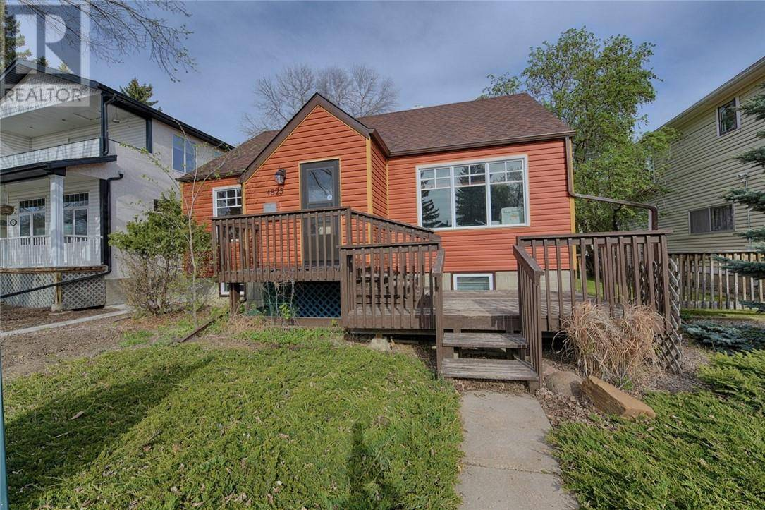 Residential property for sale at 4825 48 St Camrose Alberta - MLS: ca0183193