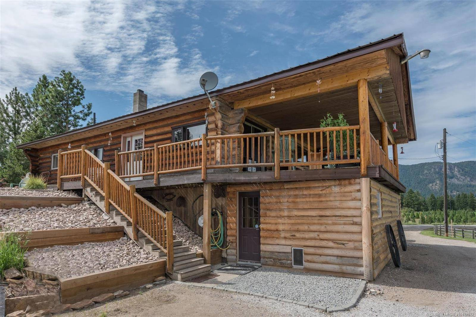Residential property for sale at 4825 Salmon River Rd Armstrong British Columbia - MLS: 10187872