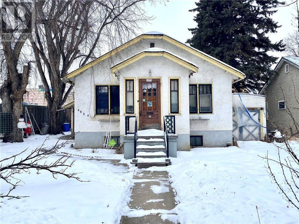 House for sale at 4826 46 St Red Deer Alberta - MLS: ca0185891